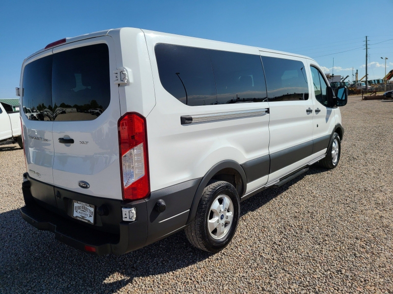 Ford Transit Passenger 2018 price $28,800
