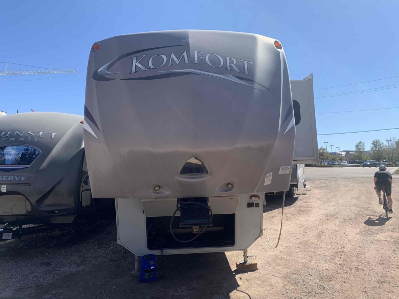 DUTC Komfort Trailblazer 2012 price $24,995