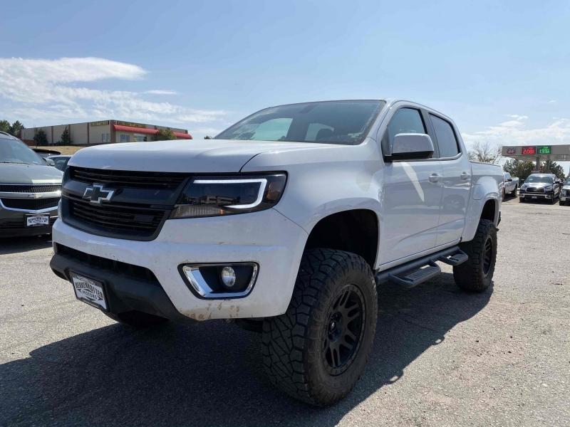 Chevrolet Colorado 2018 price $37,900
