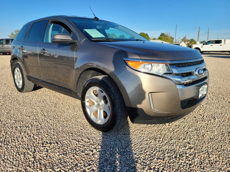 Ford Edge 2014 price $12,480