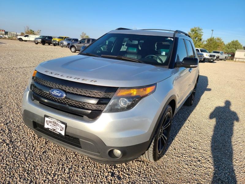 Ford Explorer 2014 price $16,995