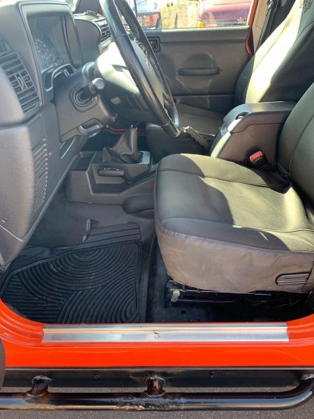Jeep Wrangler 2006 price $19,995