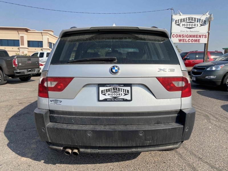 BMW X3 2004 price $7,900