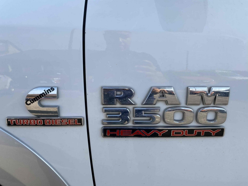 Ram Ram Pickup 3500 2015 price $39,900