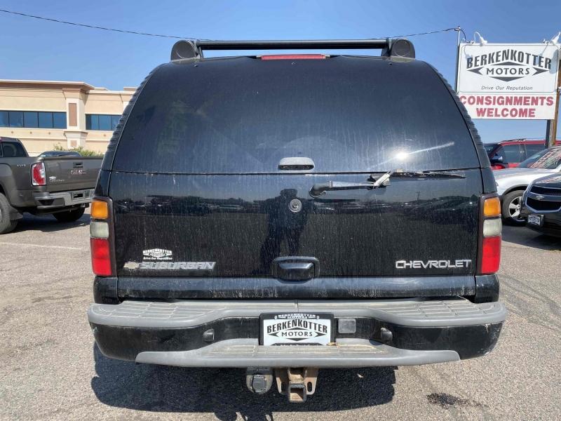 Chevrolet Suburban 2005 price $5,488