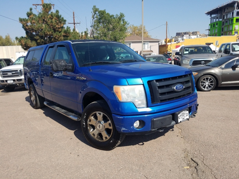Ford F-150 2010 price $7,555
