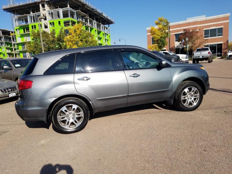 Acura MDX 2008 price $12,900