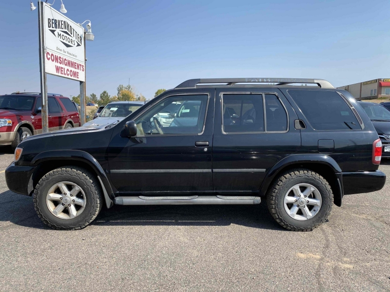 Nissan Pathfinder 2004 price $5,999