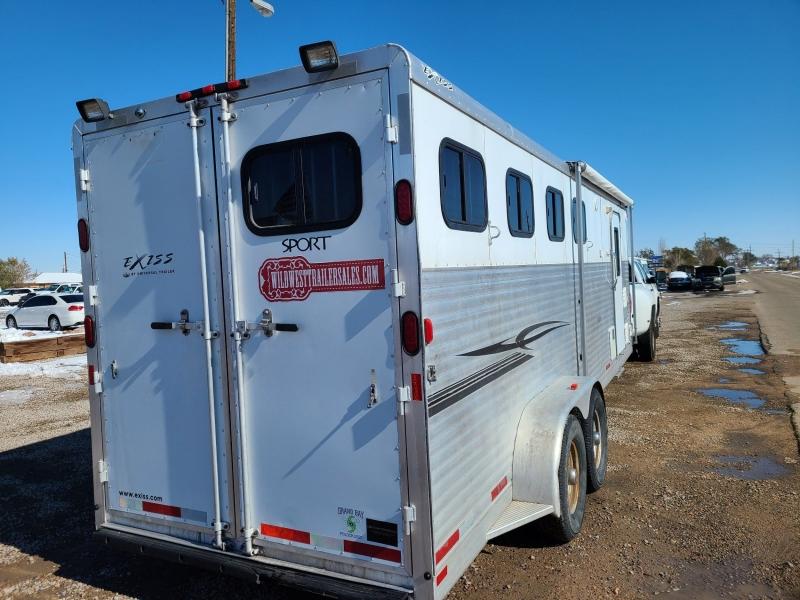 Exsiss 4 horse 2006 price $22,495