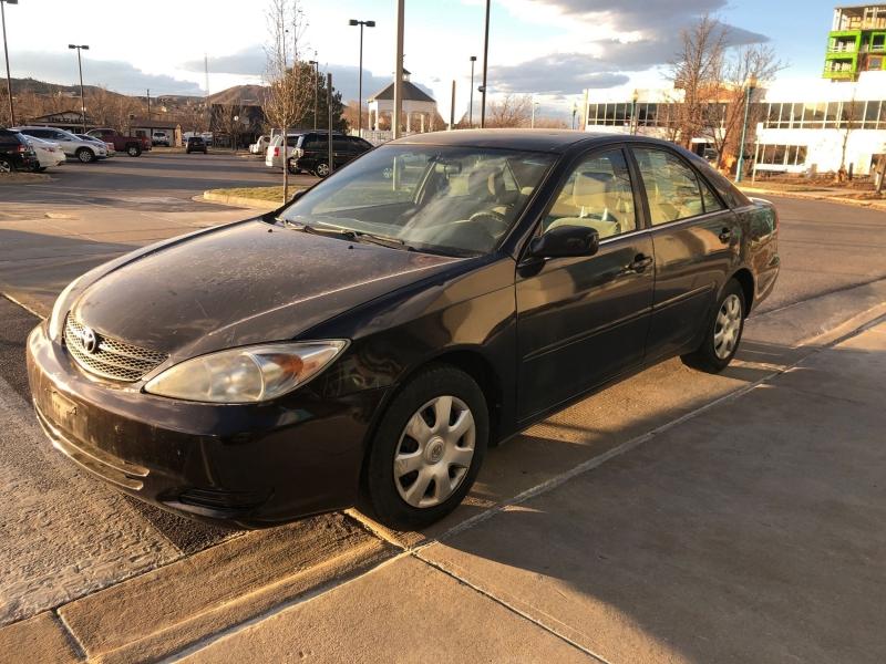 Toyota Camry 2003 price $2,555
