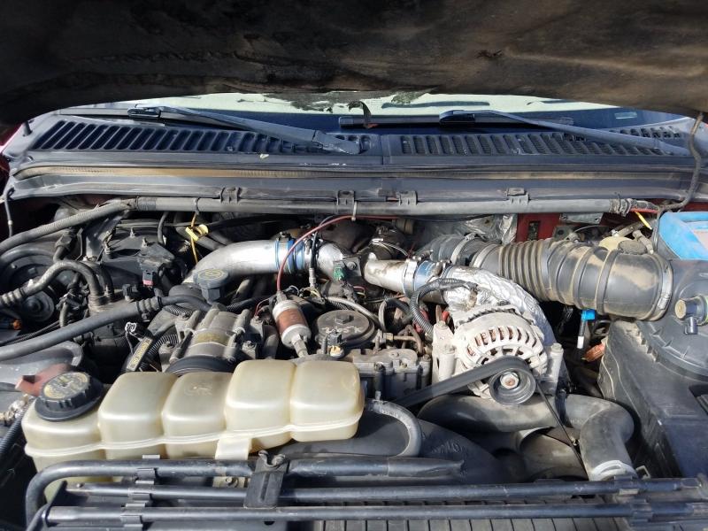 Ford F-350 Super Duty 1999 price $16,995