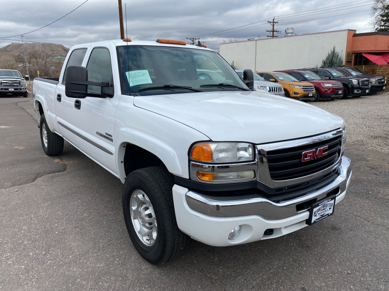 GMC Sierra 2500HD 2006 price $21,995