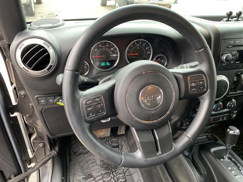 Jeep Wrangler Unlimited 2017 price $36,995