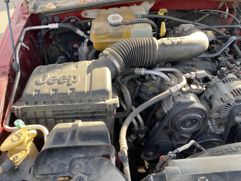 Jeep Liberty 2006 price $2,777