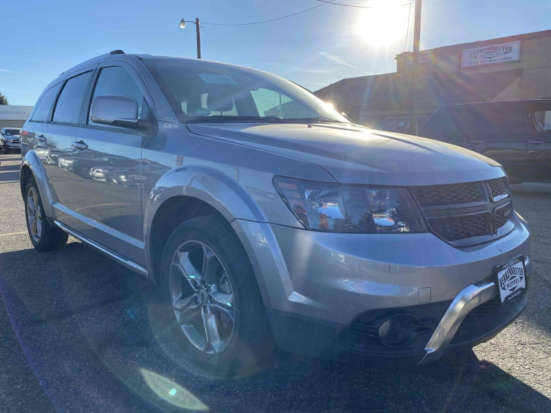 Dodge Journey 2018 price $18,988