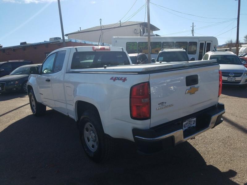 Chevrolet Colorado 2016 price $17,995