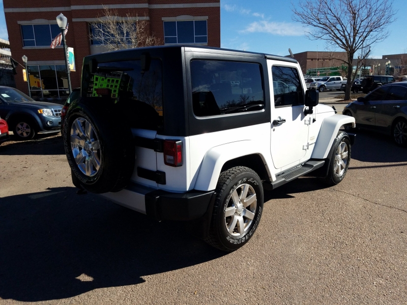 Jeep Wrangler 2014 price $28,995