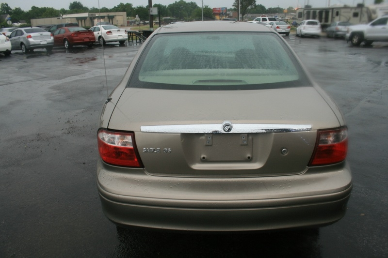 Mercury Sable 2004 price $3,450 Cash