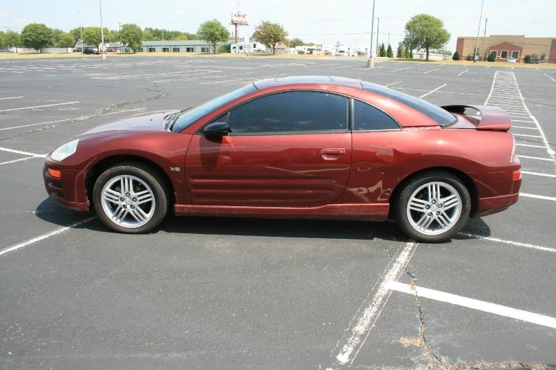 Mitsubishi Eclipse 2003 price $2,995 Cash