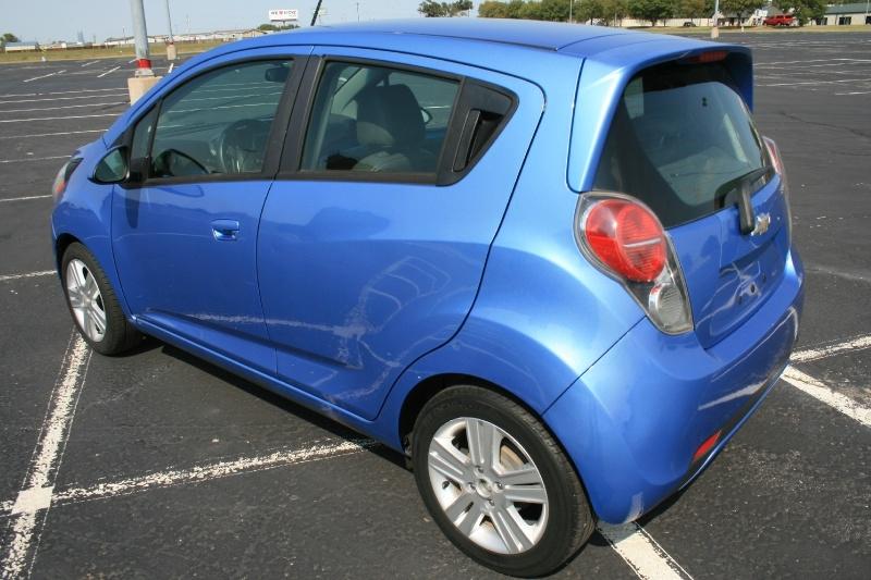 Chevrolet Spark 2014 price $4,950 Cash
