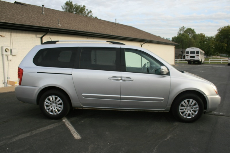 Kia Sedona 2012 price $0 Cash