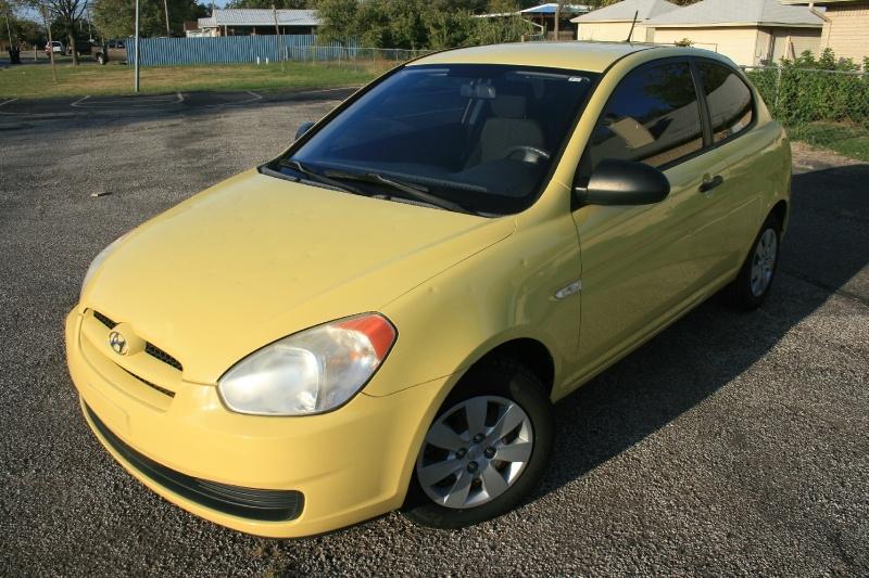 Hyundai Accent 2008 price $2,995 Cash