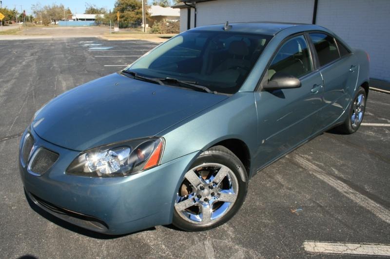 Pontiac G6 2009 price $2,850 Cash