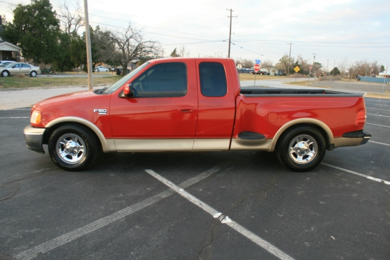Ford F-150 2000 price $4,250 Cash