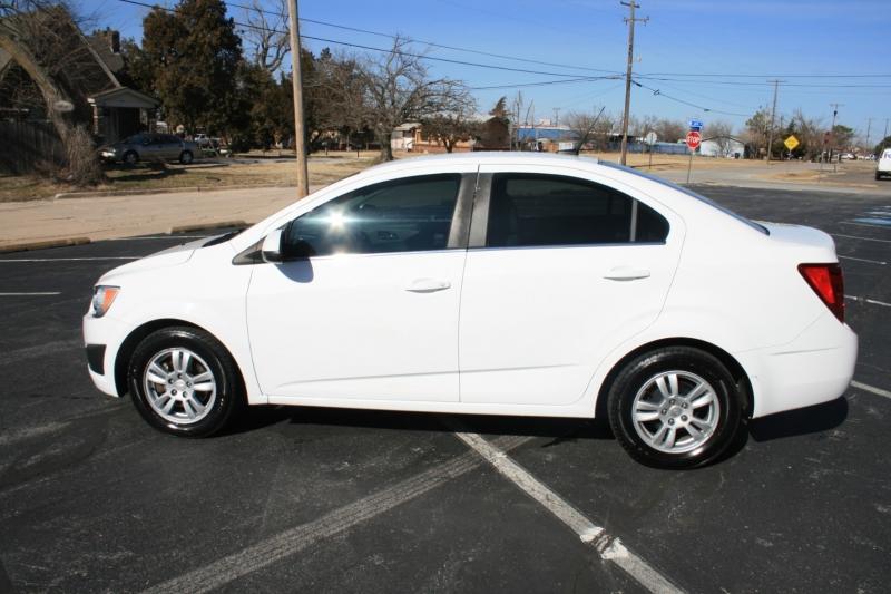 Chevrolet Sonic 2013 price $4,650 Cash