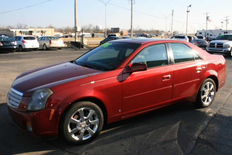 Cadillac CTS 2007 price $4,995 Cash