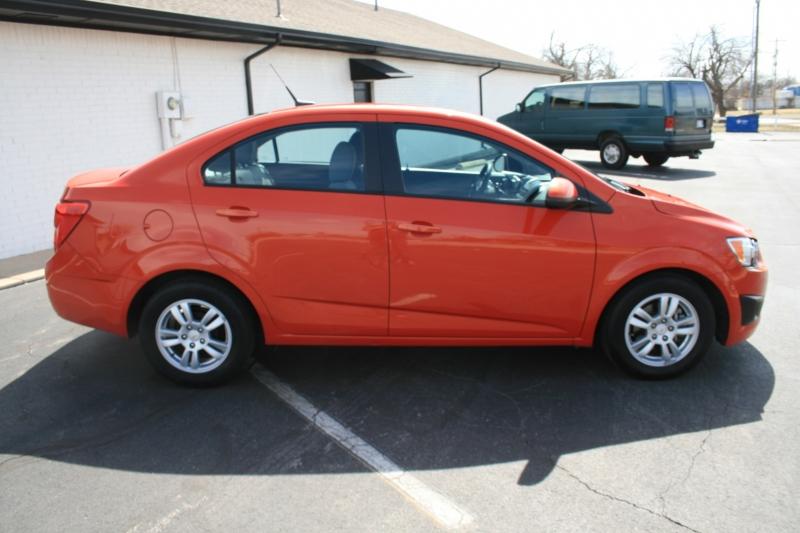 Chevrolet Sonic 2012 price $5,650 Cash