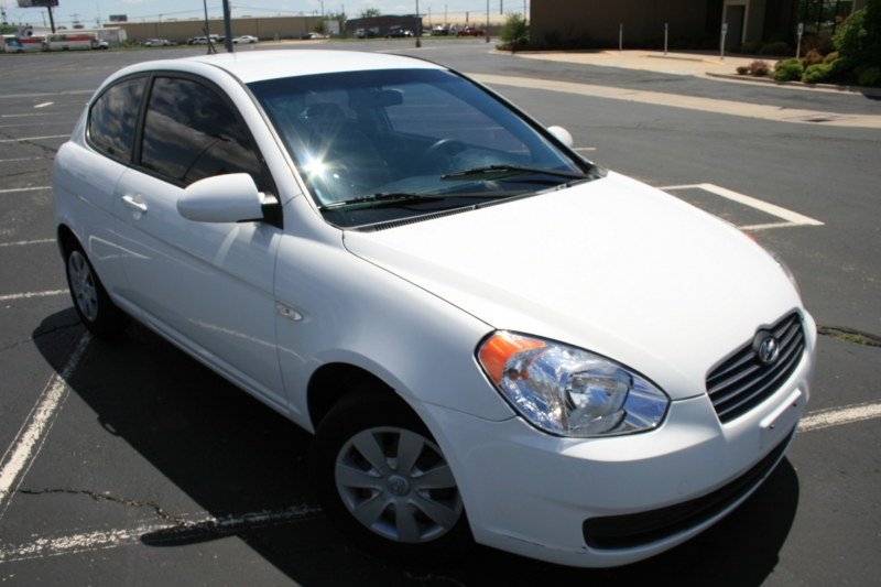 Hyundai Accent 2007 price $4,650 Cash