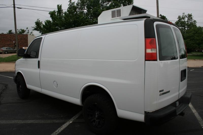 Chevrolet Express Cargo Van 2010 price $13,750 Cash