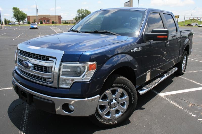 Ford F-150 2014 price $16,950 Cash