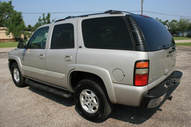 Chevrolet Tahoe 2004 price $4,250 Cash
