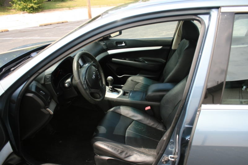 Infiniti G35 Sedan 2008 price $4,450 Cash