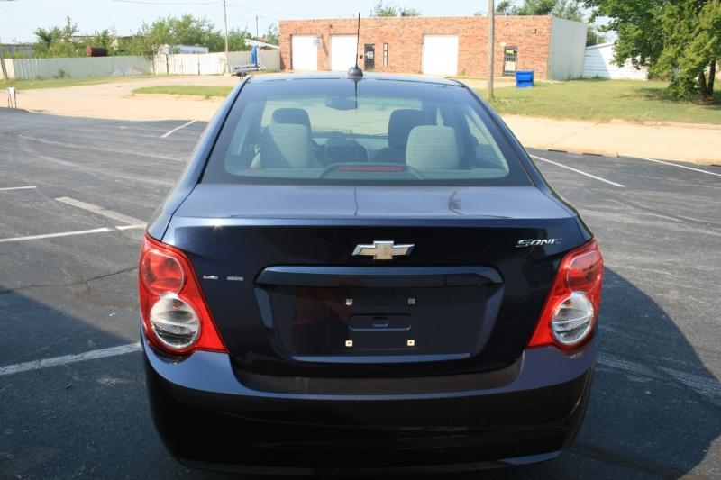 Chevrolet Sonic 2016 price $6,450 Cash