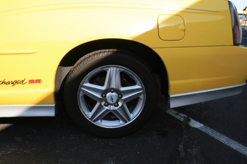 Chevrolet Monte Carlo 2004 price $7,450 Cash