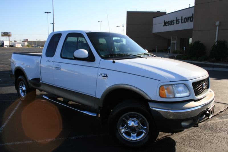Ford F-150 2002 price $7,495 Cash