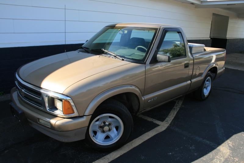 Chevrolet S-10 1996 price $4,350 Cash