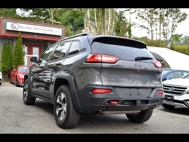 Jeep Cherokee 2017 price $29,990