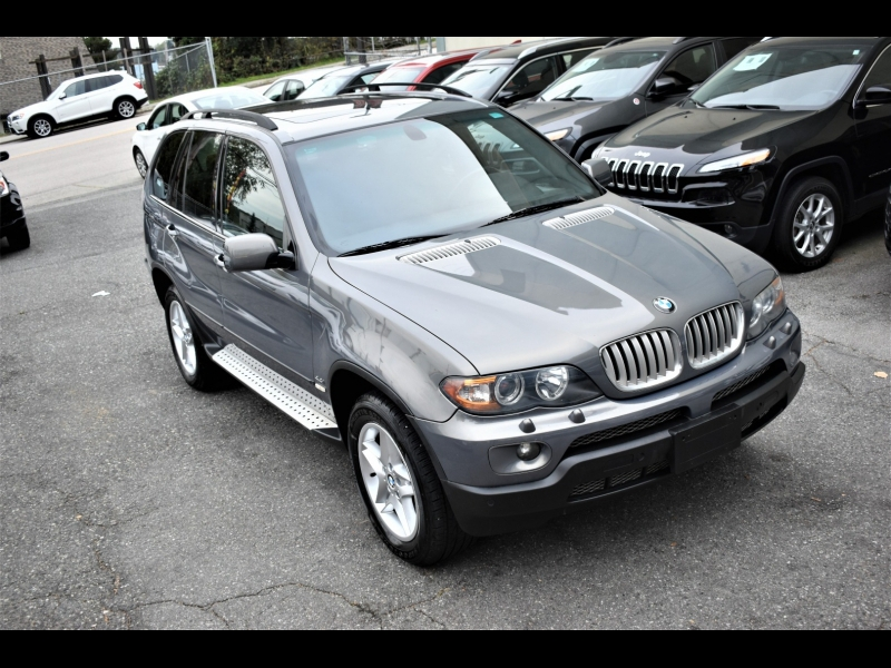 BMW X5 2006 price $7,990