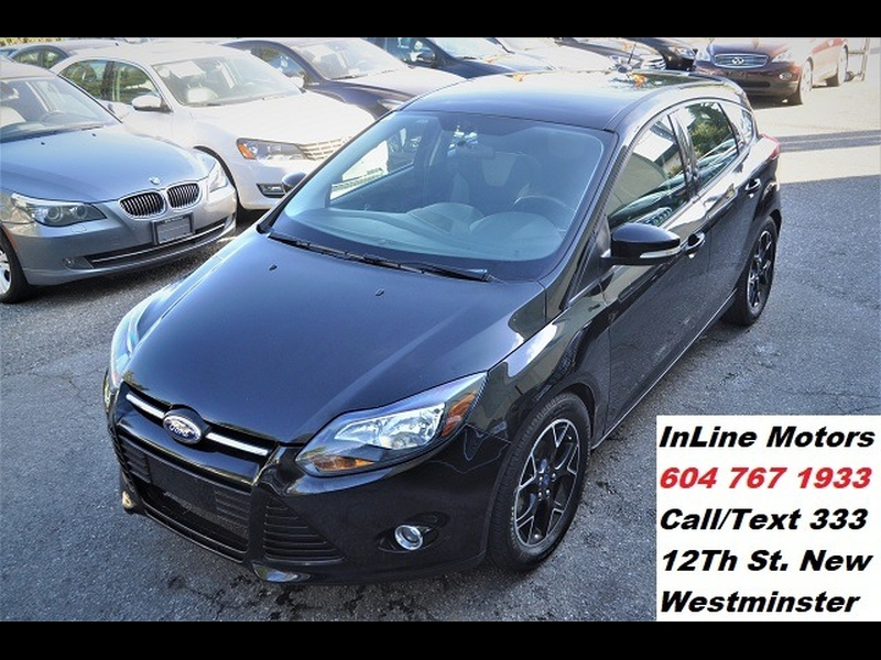 Ford Focus 2013 price $8,990