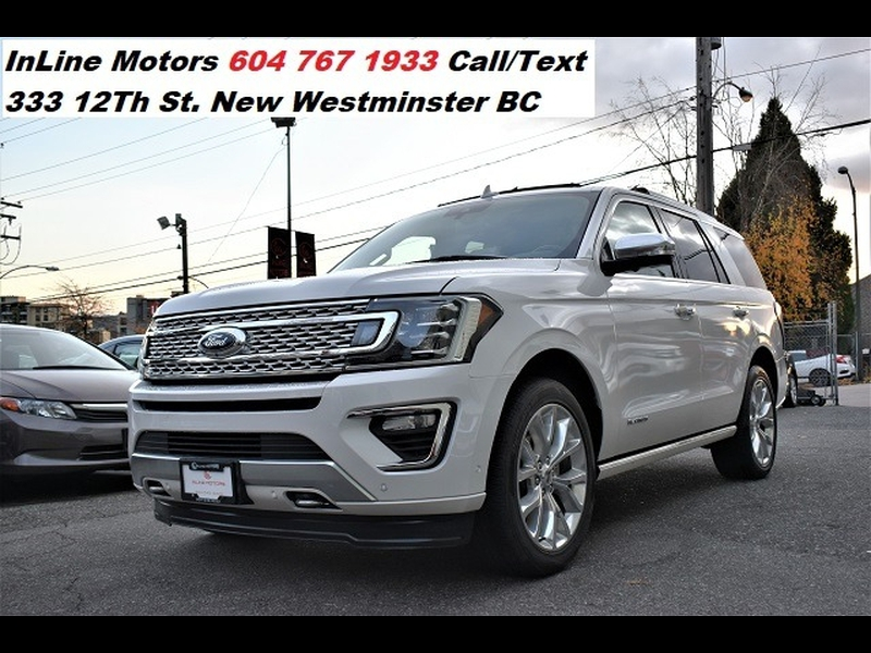 Ford Expedition 2019 price $59,990