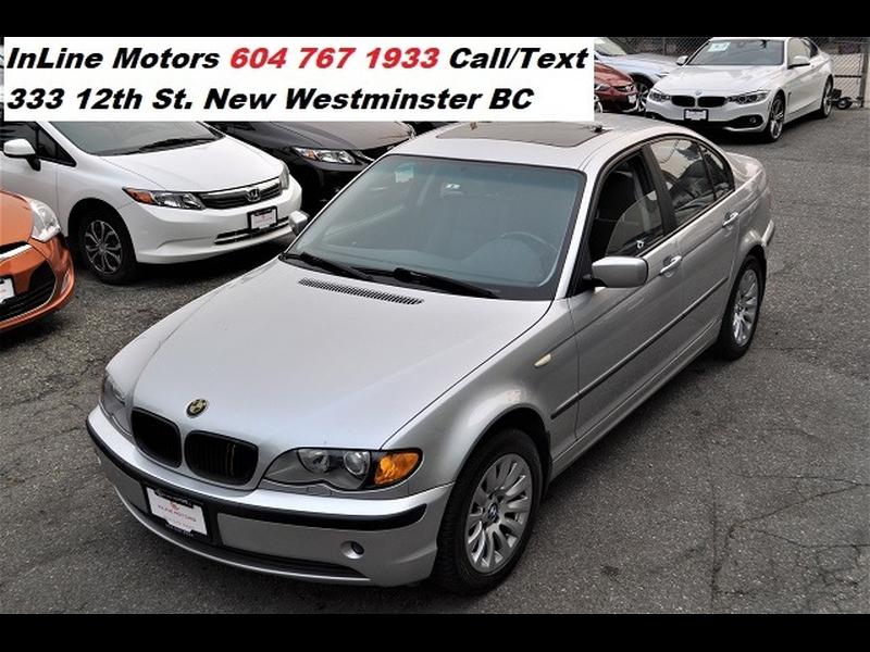 BMW 3-Series 2002 price $2,990