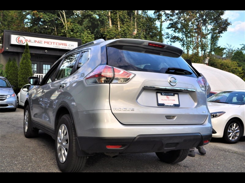 Nissan Rogue 2016 price $16,990