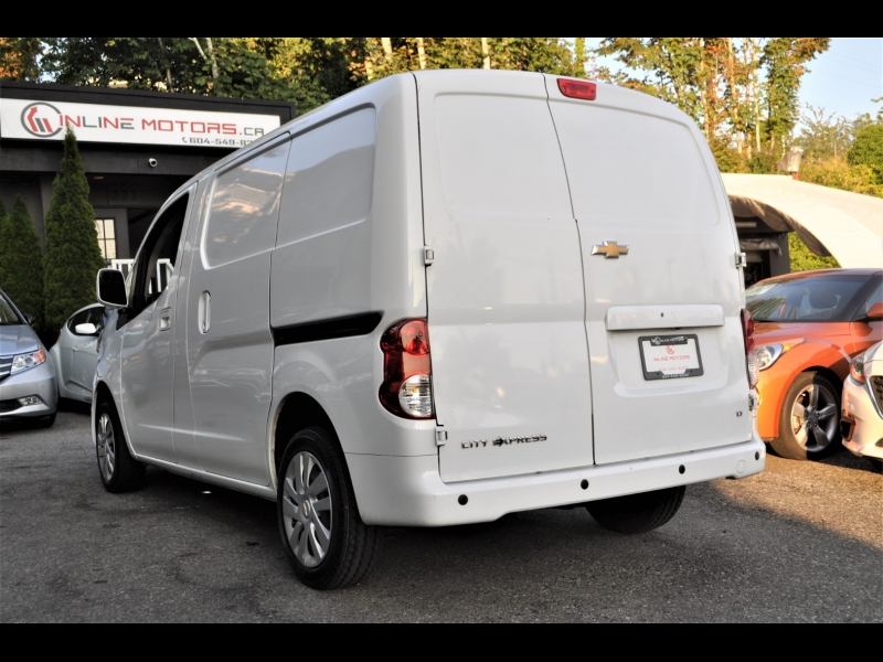 Chevrolet City Express Cargo Van 2017 price $17,990