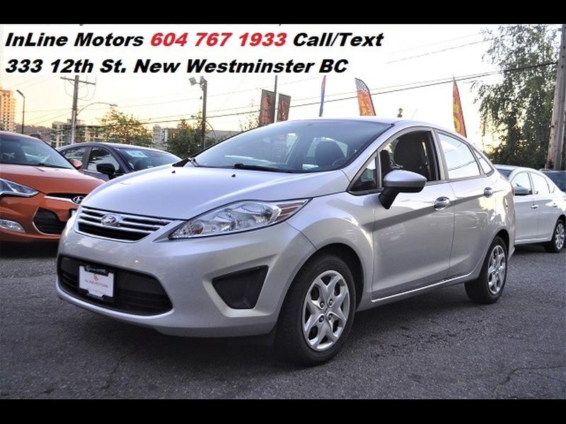 Ford Fiesta 2013 price $7,990
