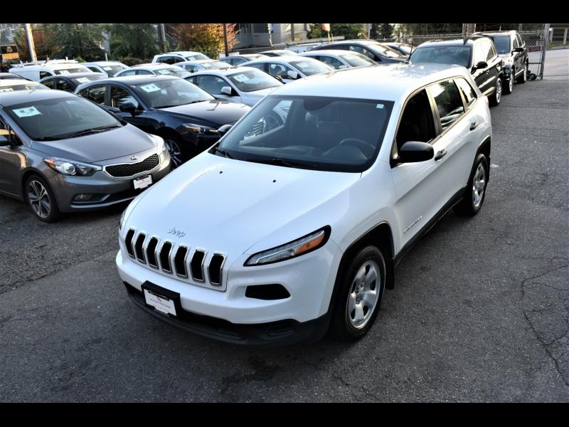 Jeep Cherokee 2014 price $14,990