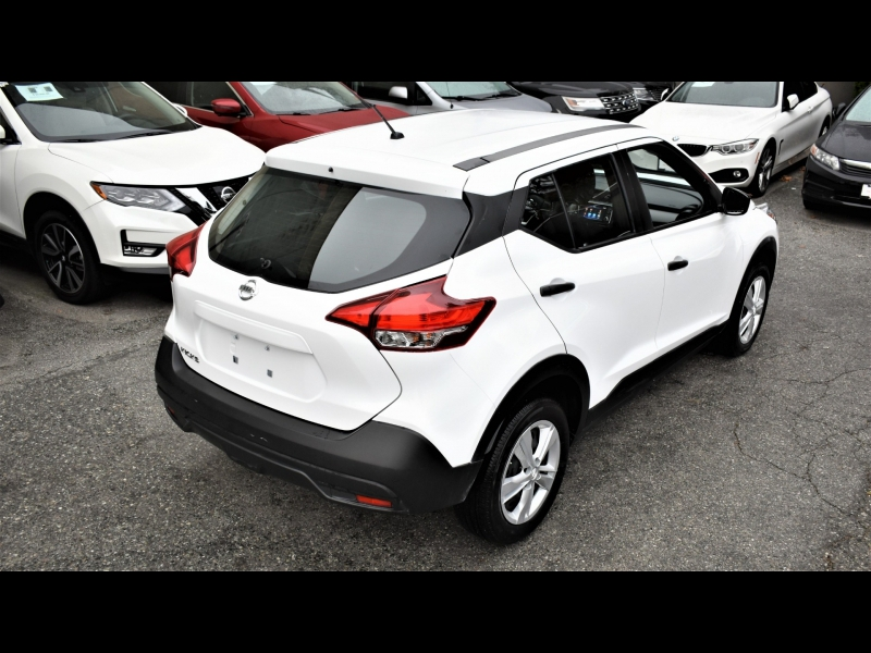 Nissan Kicks 2019 price $15,990